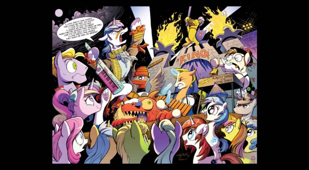 My Little Pony: Friendship Is Magic #11