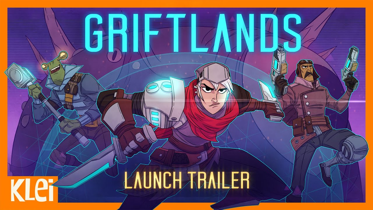 Griftlands Launch Gameplay Trailer