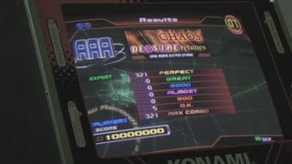 Chaos (One More Extra Stage) AAA - Dance Dance Revolution SuperNOVA