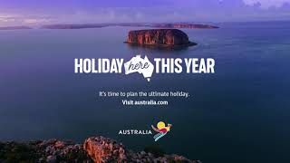 Holiday Here This Year: Australia, The Best Is In Your Backyard