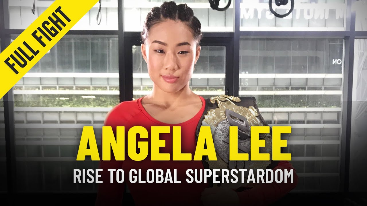 Angela Lee's Turning Point | ONE Full Fight & Feature