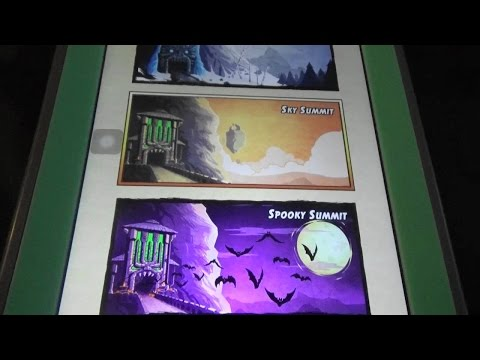 Temple Run 2,Sky summit Vs Spooky summit