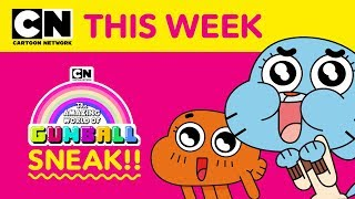 Gumball Sneak!!! | The Amazing World of Gumball | Summer Camp Island | Cartoon Network This Week