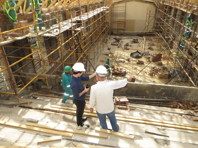 Beit Juhuro Construction update