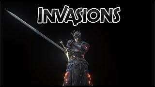 Dark Souls 3: STRENGTH! Invasions