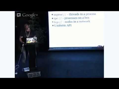ZeroMQ as scripting socket