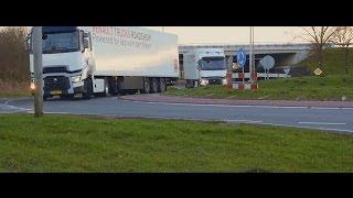 renault trucks roadshow t480 and t460 cinematic look