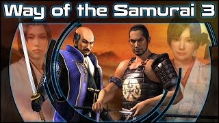 Cynopsis: Way of the Samurai 3 (PC)