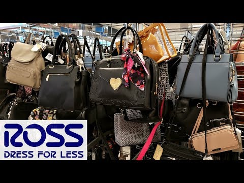 ROSS SHOP WITH ME HANDBAGS WALLETS WALK THROUGH 2018
