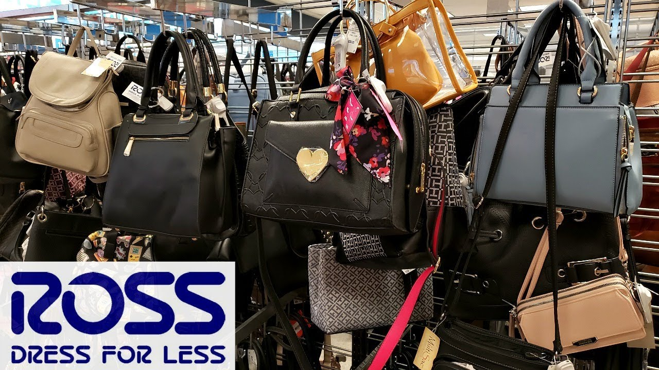 7eec717b31be ROSS SHOP WITH ME HANDBAGS WALLETS WALK THROUGH 2018 - YouTube