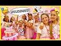 Download 👑 ¡¡DESFILE de YOUTUBERS!! 👑 🎂 ¡SÚPER Cumpleaños ROSA de SILVIA SÁNCHEZ!