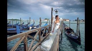 видео свадьба в венеции