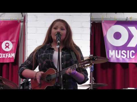Nicole Mcnally 'Rainy Day'-  Freestyle, Poole 6th July 2016