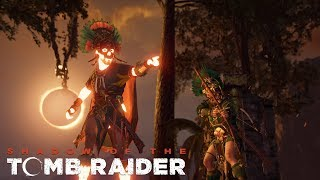 Shadow of the Tomb Raider Walkthrough Part 5: The End Boss Battle & After Credits