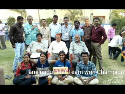 Tamil Nadu Chess Deaf Team Won Champion from NCCD