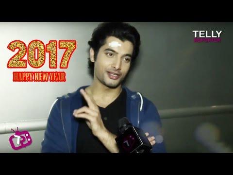 Ssharad Malhotra Interview | New Year's...