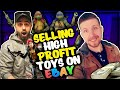 Reselling High PROFIT Fast Selling Toys on eBay From Thrift Stores w/ Brandon Farr