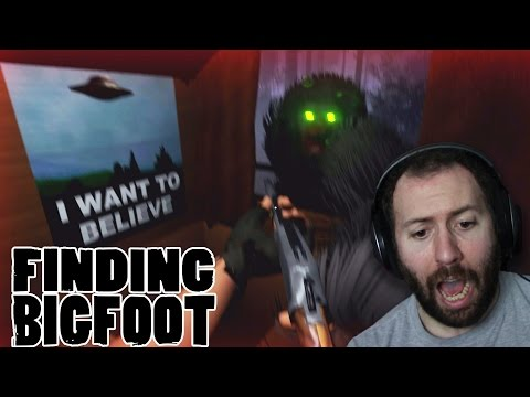 NO PLACE FOR HIM TO HIDE | Finding Bigfoot Co-Op Part 3