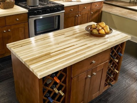 Genial Butcher Block Countertops Pros And Cons