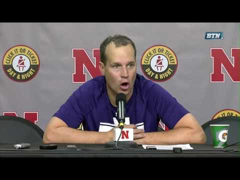 Chris Collins on a Strong Big Ten Conference