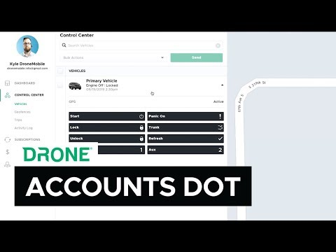 A Guide to DroneMobile Accounts | DroneMobile Support