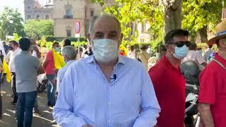 VOX apoya a los regantes: el campo andaluz necesita más agua para generar riqueza