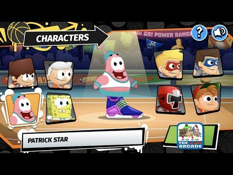 nickelodeon-basketball-stars-3---patrick-in-the-nick-basketball-finals-(nickelodeon-games)