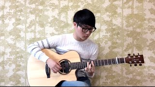 (Davichi) 이 사랑/This Love - Steve Lee [Fingerstyle Cover]