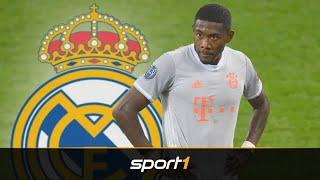 Entscheidung gefallen? Real Madrid macht ernst bei Alaba | SPORT1 - TRANSFERMARKT