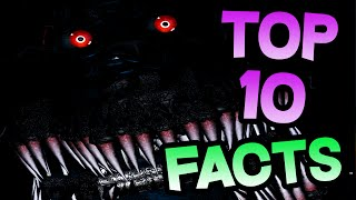 Top 10 facts about nightmare fnaf 4 top 10 facts about nightmare