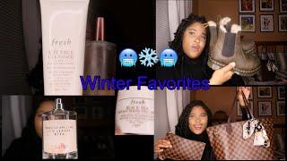 Winter 2019 Favorites| Fragrance, Tech, Beauty, Travel etc.