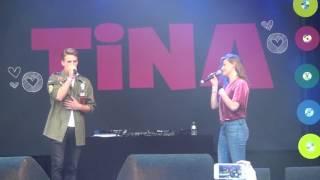 Rein van Duivenboden & Vajèn van den Bosch - Hart Beat (Tinadag 2016)