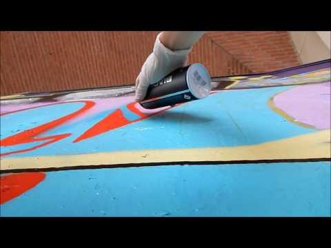 Doits 34, Boweri - Graffiti BRUSSEL, Belgium 06. 2017