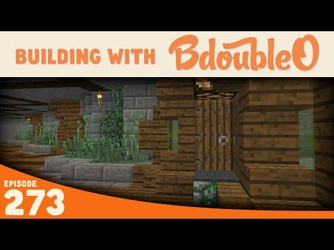 Minecraft :: RAVINE RENO! :: Minecraft Building With BdoubleO :: Episode 273