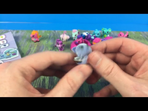 5 more limited edition Hatchimals Eggs Opening!