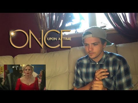 Once Upon A Time - Season 3 Episode 21 FINALE (REACTION) 3x21 PART 1