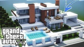 Minecraft: CIDADE MODERNA - Casa Mobiliada #04