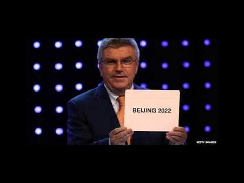Beijing to host 2022 Winter Olympics and Paralympics