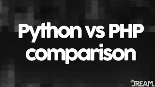 Python vs PHP Comparison