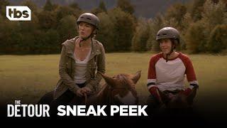 The Detour: Premiere Exclusive Scene [SNEAK PEEK] | TBS