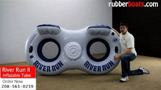 Intex River Run 2 Inflatable Float Tube Video Review
