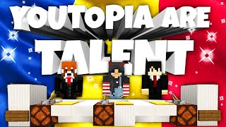 YOUTOPIA are TALENT!