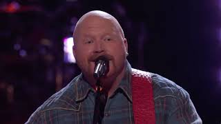 """Red Marlow: """"Outskirts of Heaven"""" (The Voice Season 13 Knockout)"""