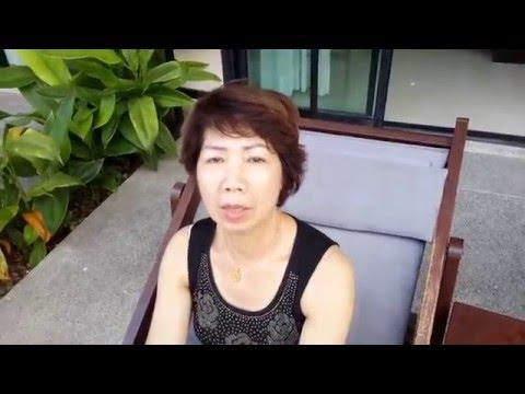 พาแม่เที่ยวเกาะสมุย ถึงสักทีที่พัก Centra Coconut Beach Resort