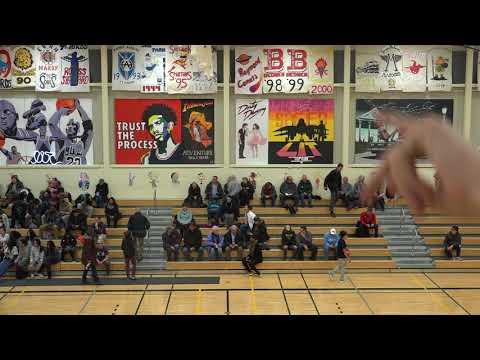 LIT 2018 Fri Semple Game 1: GIRLS Regina Campbell Tartans vs Regina Riffel Royals Part 2
