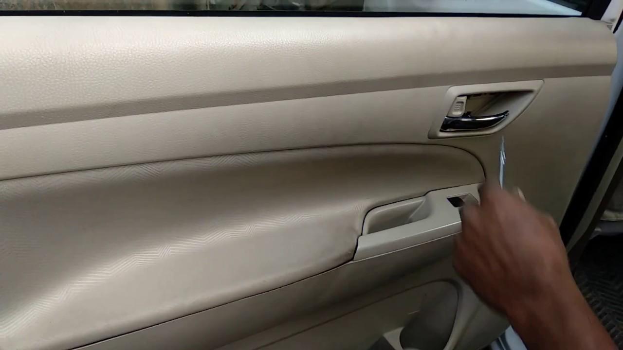 Wiring Diagram Suzuki Ertiga Explained Diagrams Arnolt Bristol How To Remove Door Panel On Maruti Very Easy Youtube