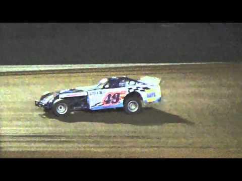 Ark la Tex Speedway Pro Mod Heat race 2 5/7/16