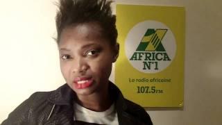 Interview de Maïsha au sujet du livre