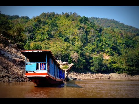 SLOW BOAT TO LUANG PRABANG | 3 DAY JOURNEY ON THE MEKONG FROM THAILAND TO LAOS
