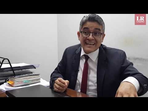 Exclusivo | Entrevista completa a fiscal José Domingo Perez